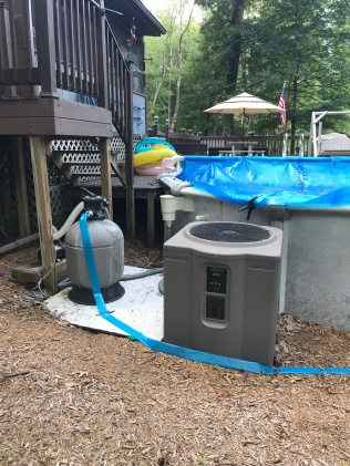 heat pump for pool
