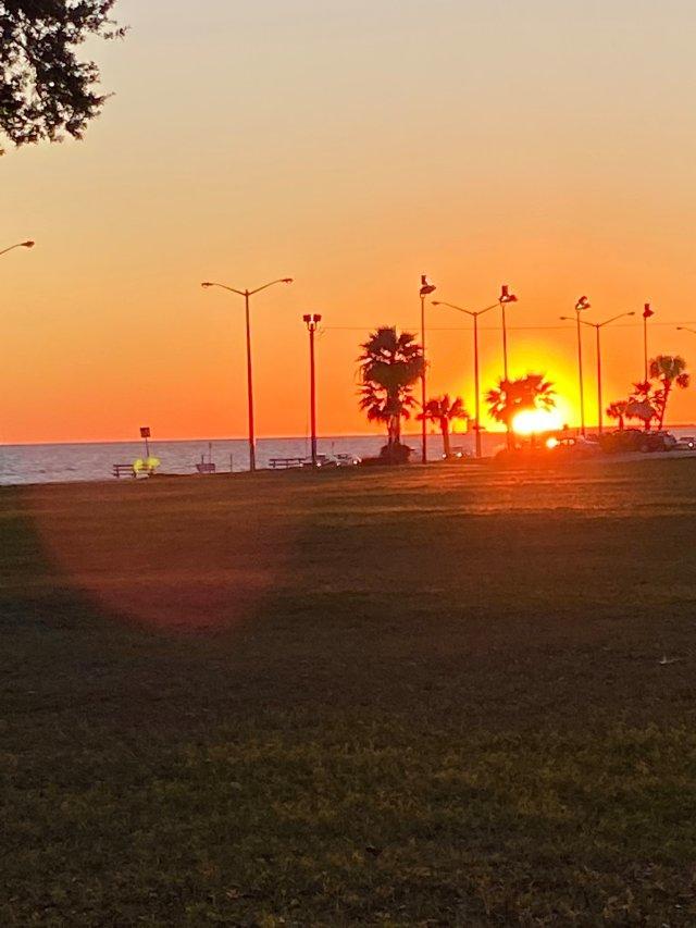 sunset biloxi