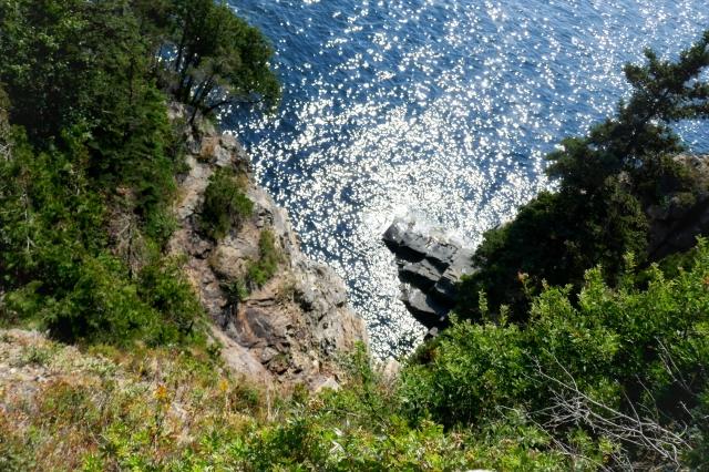 c water rocks